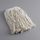 Lavex Janitorial 16 oz. #24 Cotton Cut End Mop Head with 1 inch Band