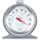2 inch Refrigerator / Freezer Dial Thermometer NSF Listed
