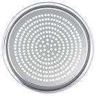 American Metalcraft HATP16SP 16 inch Super Perforated Wide Rim Pizza Pan - Heavy Weight Aluminum