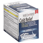 Medique 82233 Medi-First Cold Relief Tablets   - 100/Box