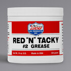 Lucas Oil 10574 1 lb. Red N Tacky Grease Tub - 12/Case
