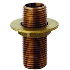 T&S B-0428 Supply Nipple Unit - 2 1/8 inch Long with 3/8 inch NPT
