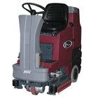 "Minuteman E Ride 26 Series 26"" Rider Battery Operated Disc Brush Floor Scrubber"