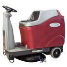 """Minuteman Max Ride 26 Series 26"""" Rider AGM Battery Operated Disc Brush Floor Scrubber"""