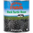 Black Beans #10 Cans   - 6/Case