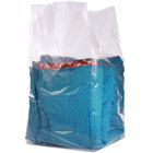 Choice 16 inch x 14 inch x 30 inch 2 Mil Clear Gusseted Polyethylene Bag - 250/Case