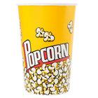 Carnival King 64 oz. Popcorn Bucket - 360/Case