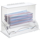 Cal-Mil 294 Classic Unwrapped Straw Dispenser