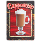 Bunn 28362.0000 Replacement Cappuccino Display Graphic for Coffee Brewers