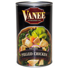 Vanee 456DC 50 oz. Can Deluxe Pulled Chicken - 6/Case