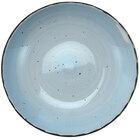 International Tableware RT-110-IC Rotana 40 oz. Iceburg Porcelain Pasta Bowl - 12/Case