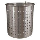 Vollrath 68292 Wear-Ever Replacement Boiler / Fryer Basket for 68272 - 15 1/2 inch x 11 3/4 inch