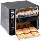 APW Wyott XTRM-3 13 inch Wide Belt Conveyor Toaster with 1 1/2 inch Opening - 240V