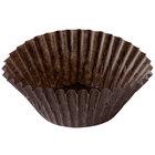 1 1/2 inch x 1 inch Mini Glassine Baking / Candy Cups - 1000/Pack