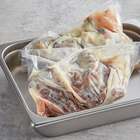Maple Leaf Farms 8 oz. Fully Cooked Duck Leg Confit - 12/Case