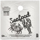Handled Seafood Bag 17 inch x 17 inch - 500/Case