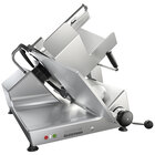 Bizerba GSP V 2-150-GVRB 13 inch Manual Gravity Feed Meat and Cheese Slicer - 1/2 HP