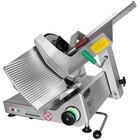 Bizerba GSP H I 90-60HZ-220V 13 inch Manual Gravity Feed Meat Slicer - 1/2 HP; 220V