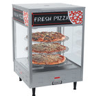 Nemco 6451-2 Self-Serve Rotating 3-Tiered Pizza Merchandiser 18