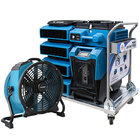 XPOWER XDP2 XTREMEDRY Pro DIY Restoration Clean Up Kit with Axial Fan