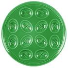 Homer Laughlin 724324 Fiesta Shamrock 11 1/4 inch Egg Tray - 4 / Case