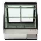 True TDBD-48-2 48 inch Two Door Double Duty Refrigerated Deli Case