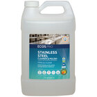 ECOS PL9330/04 Pro 1 Gallon Stainless Steel Cleaner & Polish - 4/Case