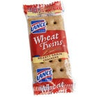 Lance Wheat Twins Crackers - 500/Case