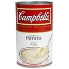 Campbell's 50 oz. Condensed Cream of Potato Soup - 12/Case