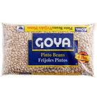 Goya 4 lb. Pinto Beans - 6/Case