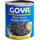 Goya #10 Can Black Beans