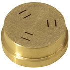Avancini #26 Fettuccine Pasta Die / Extruder for 13317 Pasta Machines- 6mm (1/4 inch)