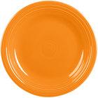 Fiesta Tableware from Steelite International HL466325 Tangerine 10 1/2 inch Round China Dinner Plate - 12/Case