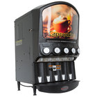 Grindmaster PIC5 Five Flavor Powdered Specialty Beverage Dispenser