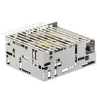 """Cal-Mil 1617-55 Stainless Steel Squared 13"""" x 11"""" Butane Stove Frame"""
