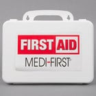 Medique 740P25P 104 Piece First Aid Kit 25 Person