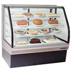 Master-Bilt Full Service / Rear Access Dry Bakery Cases