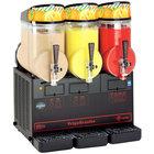 Cecilware FrigoGranita MT3ULBL Triple 2.5 Gallon Pourover Slush Machine - 120V