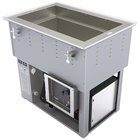 Vollrath 3667101D Top Mount 1 Pan Cold / Hot Food Well - 120V
