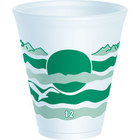 Dart 12LX16H 12 oz. Horizon Foam Cup - 1000/Case