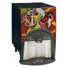 Bunn 38800.0002 LCA-2 LP Low Profile Ambient Liquid Coffee Dispenser with Scholle Q/C Connector - 120V