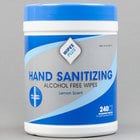 Hand Cleaning / Sanitizing Wipes and Dispensers