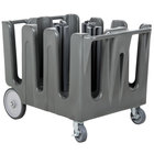Vollrath ADC-4 Traex® Adjustable Dish Caddy for 10 3/4 inch to 11 1/2 inch Round Plates