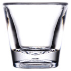 GET SW-1425 (SW1425) 1 oz. SAN Plastic Shot Glass - 24/Case