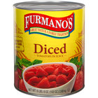 Furmano's Diced Tomatoes with Juice #10 Can