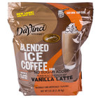 DaVinci Gourmet Ready to Use No-Sugar-Added Vanilla Latte Mix - 3 lb.