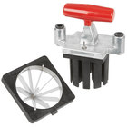 Vollrath 15054 Redco 10 Section Wedge T-Pack for Vollrath Redco InstaCut 3.5 -Tabletop Mount