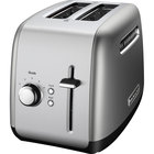 KitchenAid KMT2115CU Contour Silver 2 Slice Toaster With Manual Lift