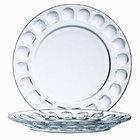 Traditional Glass Dinner / Salad Plates