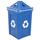 Commercial Recycle Trash Cans